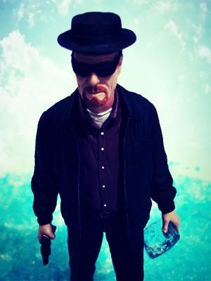 My Walter White/Heisenberg Figure