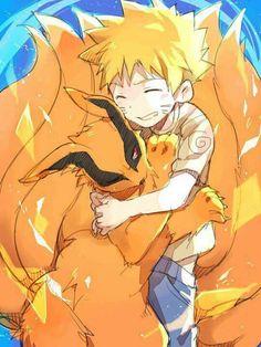 Naruto and Kuruma