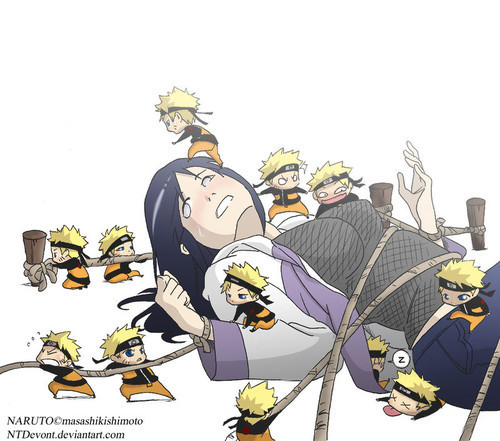 Naruto's such an pervert