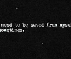 Need to be saved