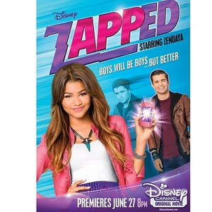 "New Cover 4 ""Zapped"" !!"