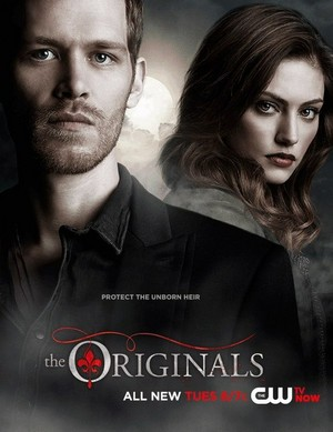 New Promotional Poster → Klaus Mikaelson