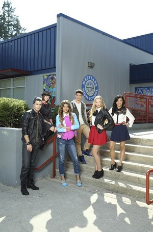 "New ""Zapped"" promotional foto"