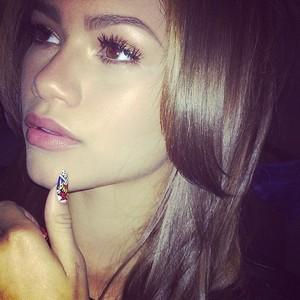 New Zendaya Selfie ♥