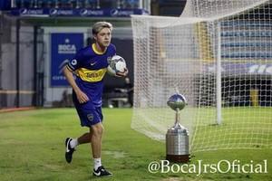 Niall - Boca Jrs. Stadium