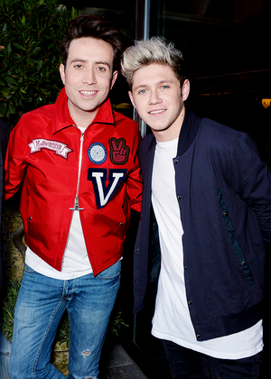 Nick and Niall