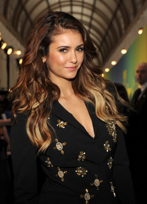 Nina @ The CW Upfronts (15th May, 2014)