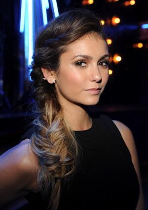 Nina @ The CW Upfronts - Party (May 15th, 2014)