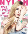 Nylon Magazine Thailand (April) - avril-lavigne photo