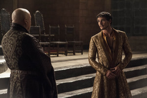 Oberyn Martell and Varys