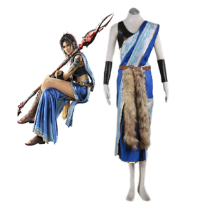 Oerba Yun Fang cosplay Costume