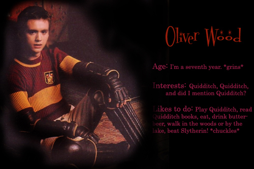 Oliver wood ID card