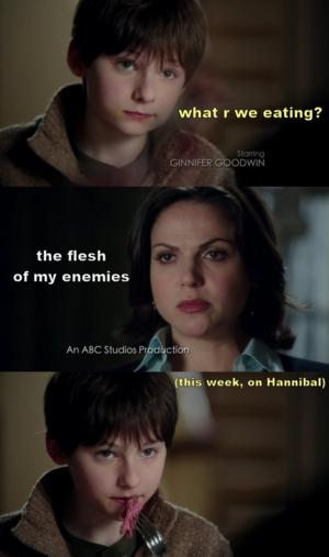 OuaT meets Hannibal