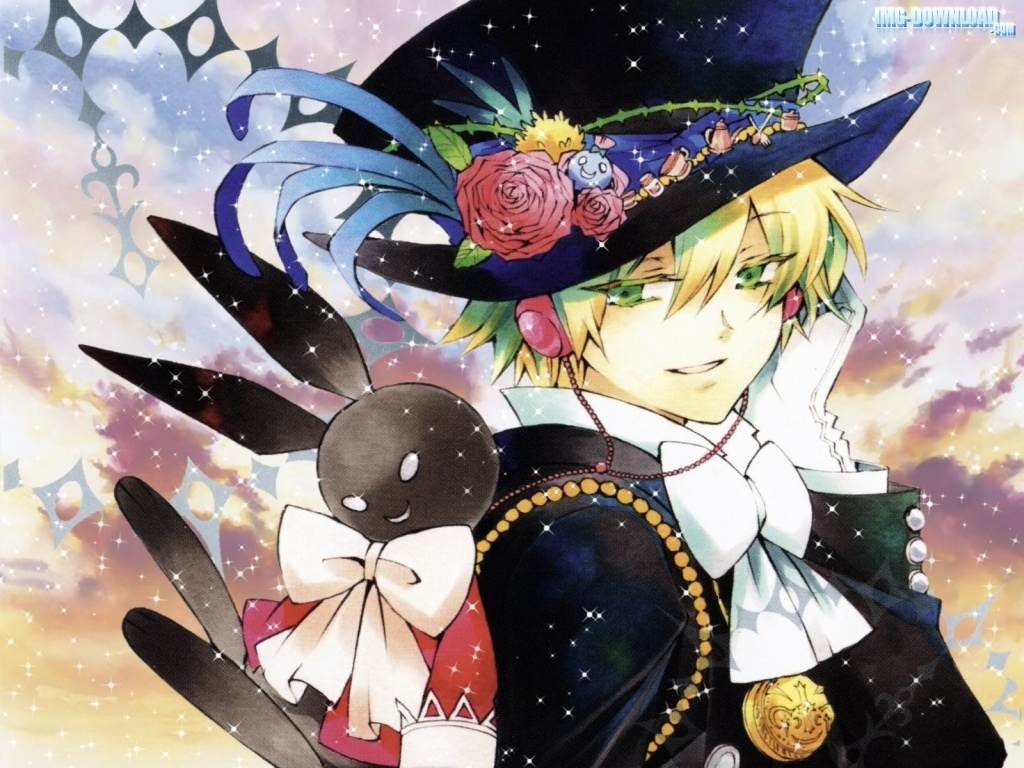 Oz from Pandora Hearts