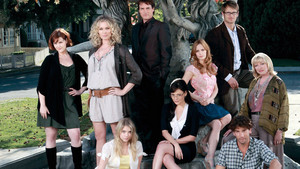 "Paul Gross - ""Eastwick"" cast"
