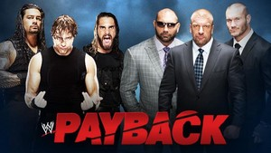 Payback: The Shield vs Evolution