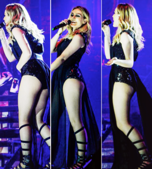 Perrie Salute Tour
