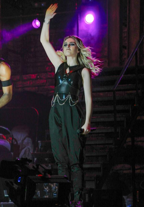 Little Mix Salute Tour Perrie Salute Tour - L...