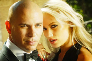 Pitbull - Wild Wild tình yêu ft. G.R.L. [SCREENCAPS]