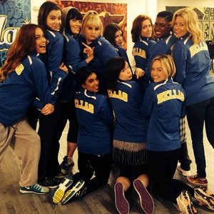 Pitch Perfect 2 Cast fotografia