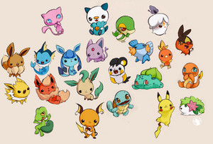 Pokemons^^