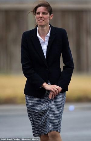 Prince George's Nanny Maria Teresa Turrion Borrallo