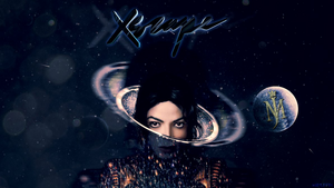 "Promo Ad For The New Release, ""Xscape"""