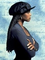 "Promo Photo For The 1993 Film, ""Poetic Justice"" - janet-jackson photo"
