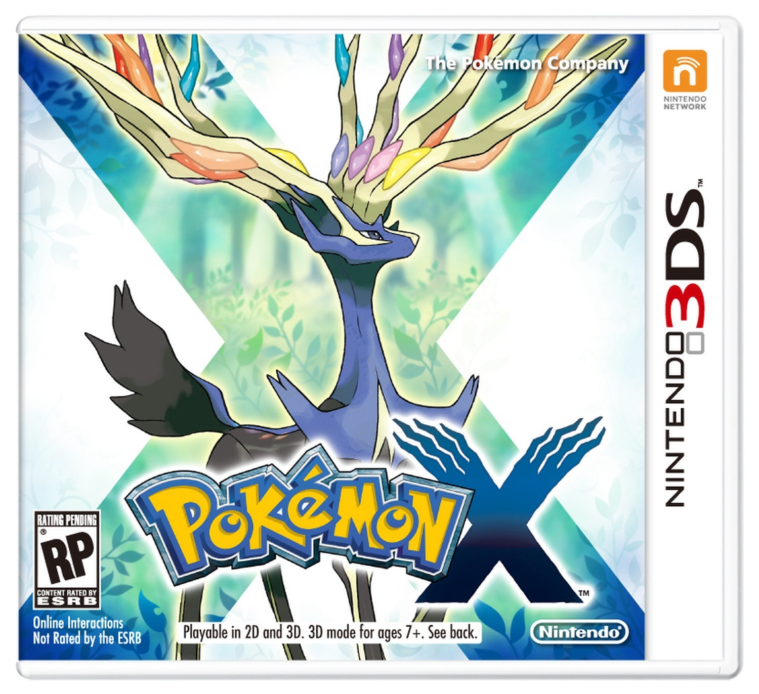 Really want this pokemon x