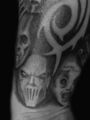 Recent SK Tat 2 - slipknot photo