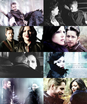 Regina and Robin