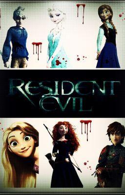 Resident evil (book)