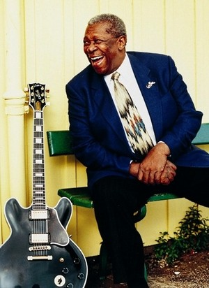 "Riley ""B.B."" King"