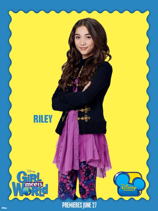 girl meets world daughter riley The lucky duck is 11-year-old rowan blanchard blanchard will play riley matthews, daughter of the couple who grew up together in front of the world and were married on the show here's how the initial casting sheet described the character: 13 years old, indelible personality, an adorable girl on the cusp.