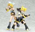 Rin and len figures