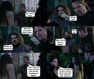 Robin Hood's Men in Tights