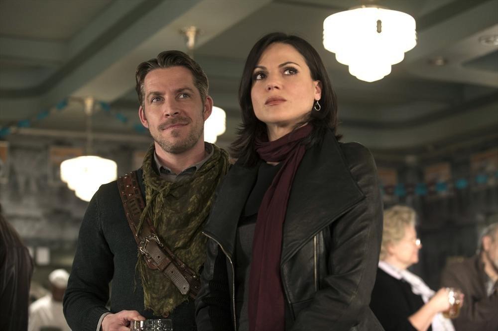 Robin and Regina - Promo Pic