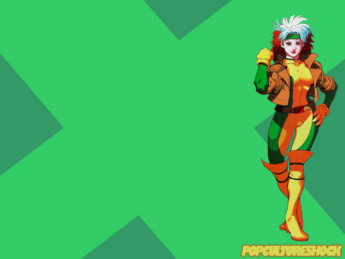 X-Men wallpaper possibly with anime entitled Rogue wallpapers