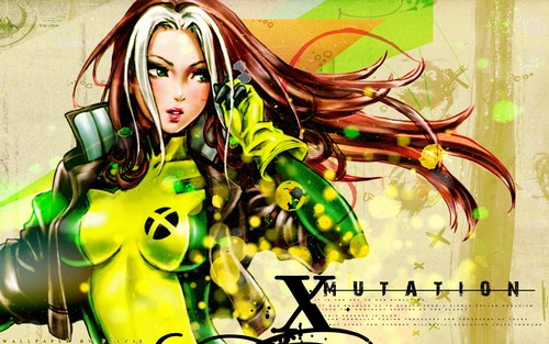 X-Men wallpaper possibly containing anime titled Rogue wallpapers