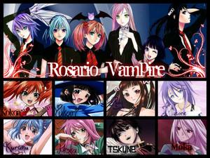 Rosario Vampire FOREVER!