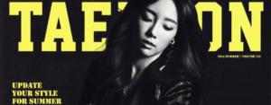 SOSHI photocard-Taeyeon