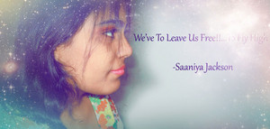 Saaniya Jackson 语录