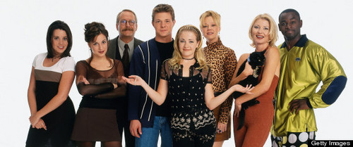 Memorable TV wallpaper called Sabrina the Teenage Witch