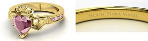 Sailor Moon - Engagement Rings
