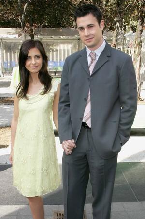Sarah and Freddie <3