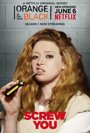 Season 2 Character Poster: Nikki