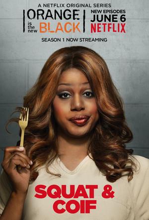 Season 2 Character Poster: Sophia