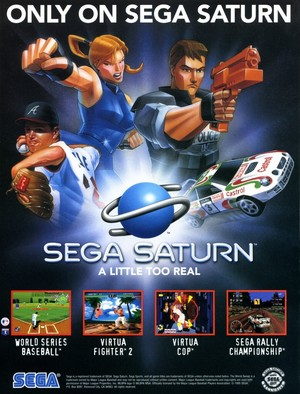 Sega Saturn 2