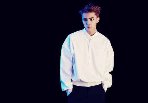 EXO-K wallpaper entitled Sehun  (Overdose)