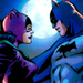 Selina and Bruce - batman-and-catwoman icon